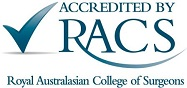 Approved RACS Accredited
